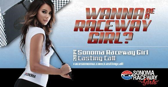 Wanna Be A Raceway Girl?